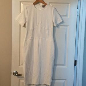 👗Asos White Midi Dress